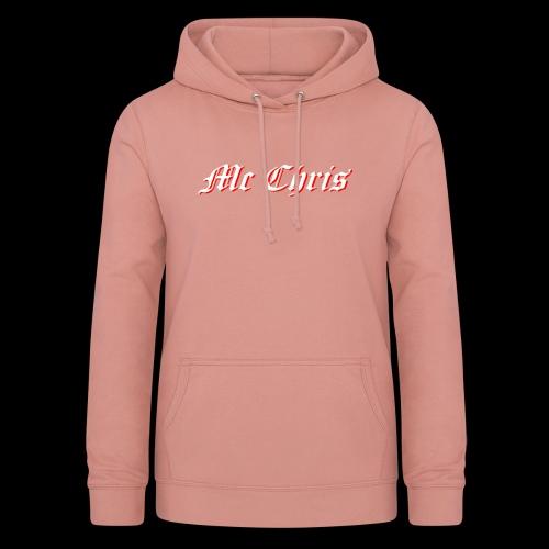 McChrislOGO11 - Frauen Hoodie