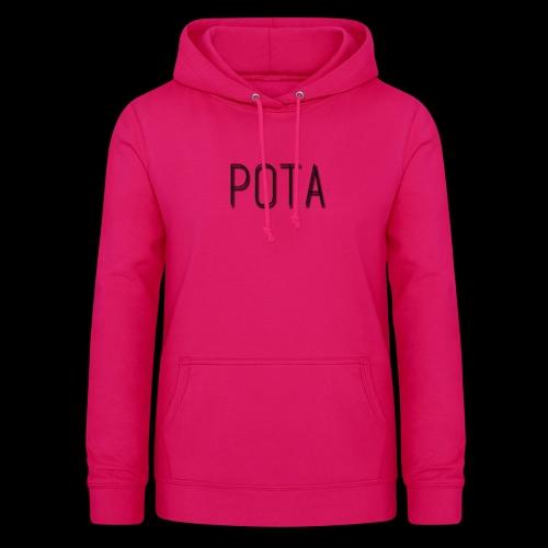 pota2 - Felpa con cappuccio da donna