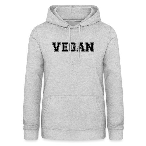 Vegan sports - Naisten huppari