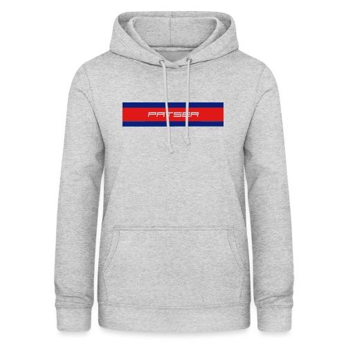PATSER - Vrouwen hoodie