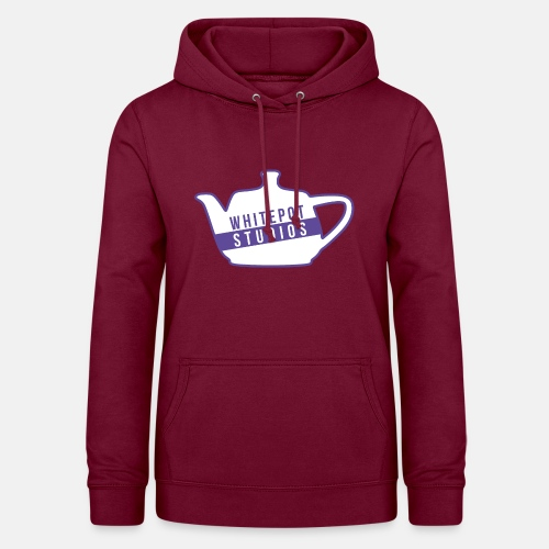 Whitepot Studios Logo - Women's Hoodie