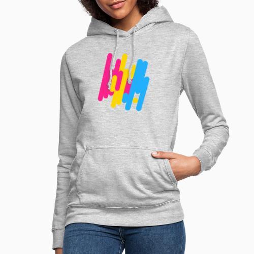 Abstract Panic Design! - Women's Hoodie
