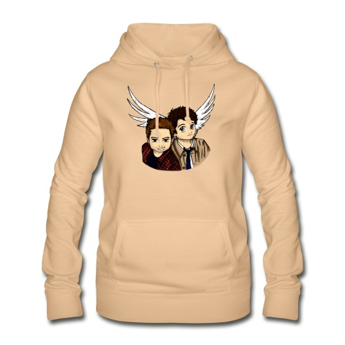 Destiel i farver - Dame hoodie