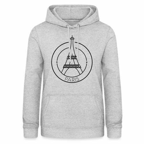 PARIS - Frauen Hoodie