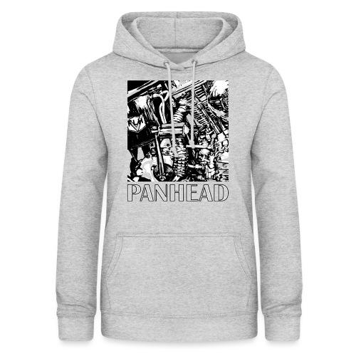 Panhead motordetail 01 - Vrouwen hoodie