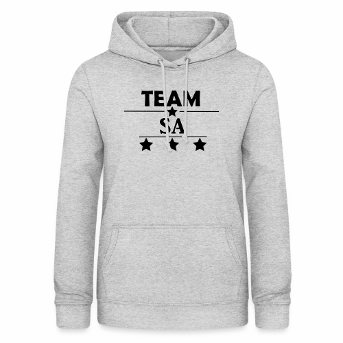 Team SA Logo - Luvtröja dam