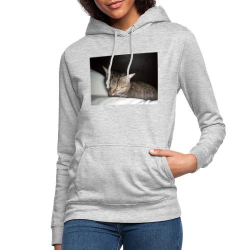Katzen Liebhaber Und Leidenschaft - Frauen Hoodie
