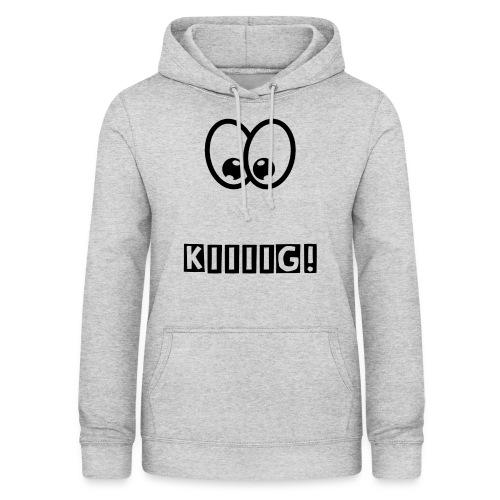 Kiiig - Dame hoodie