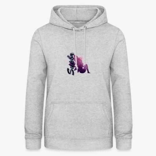 Supbrid Galaxy Edition V2 - Frauen Hoodie