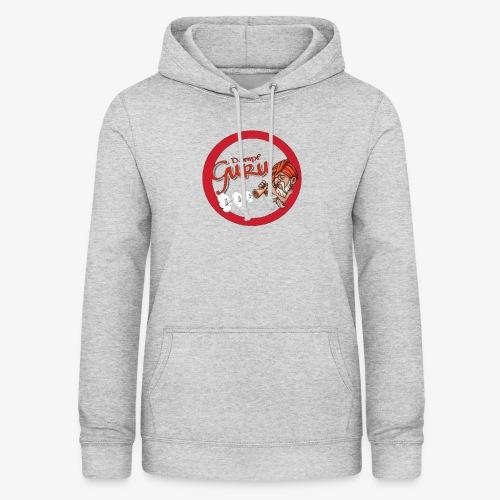 Dampf Guru Logo - Frauen Hoodie