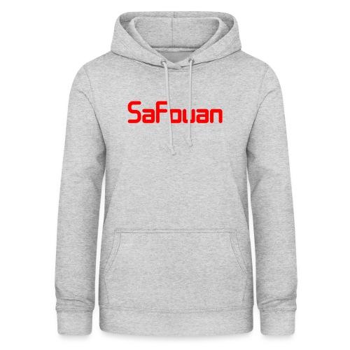 Safouan Merch - Vrouwen hoodie