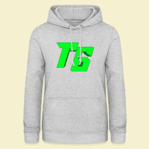 TristanGames logo merchandise [GROOT LOGO] - Vrouwen hoodie