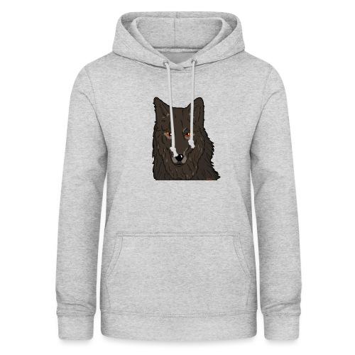 HikingMantis Wolf png - Dame hoodie
