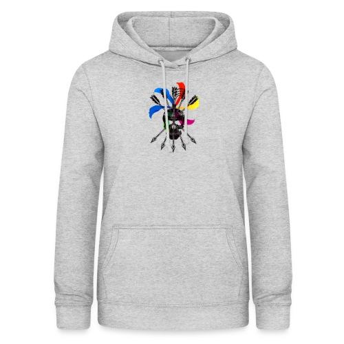 Blaky corporation - Sudadera con capucha para mujer