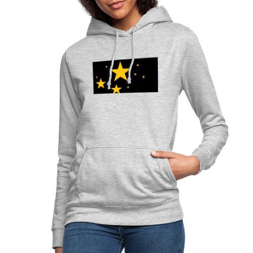 espacio - Sudadera con capucha para mujer