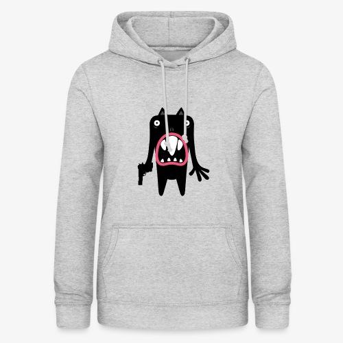 'Oasi' monster 02 - Vrouwen hoodie