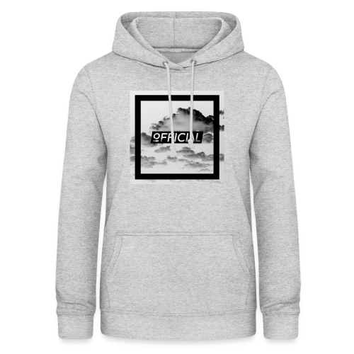 Official T - White Cloud Version - Women's Hoodie