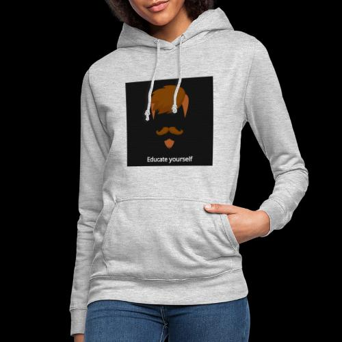 educate yourself - Women's Hoodie