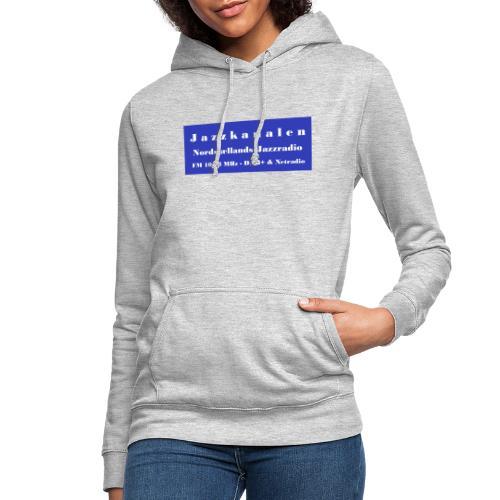 Nordsjællands Jazzradio - Dame hoodie