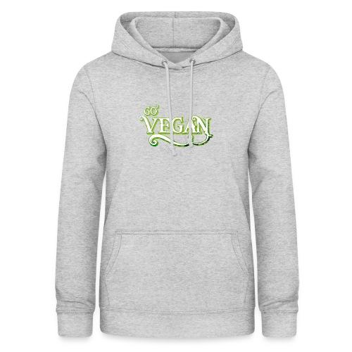 GO VEGAN - Women's Hoodie