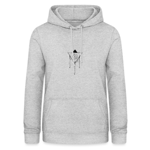 Hypno Black - Vrouwen hoodie