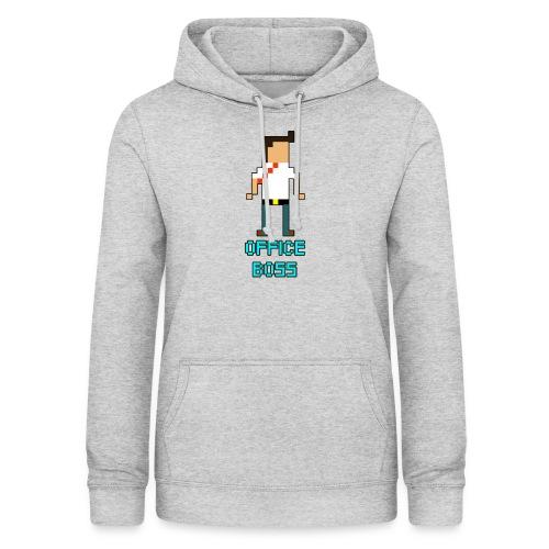 Office Boss - Dame hoodie