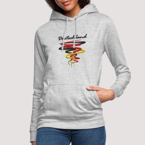 Deutschland - Frauen Hoodie