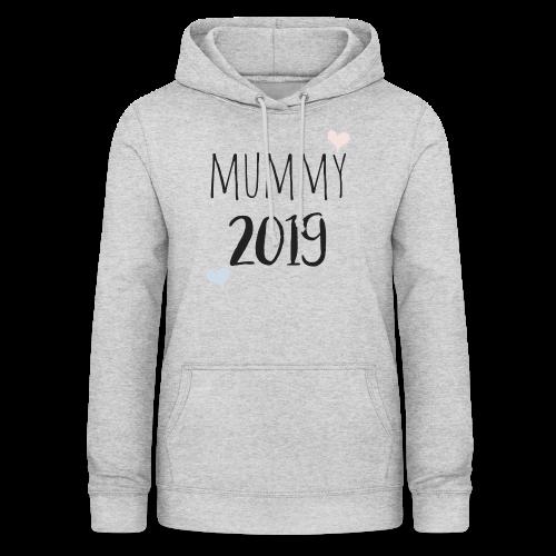 Mummy 2019 - Frauen Hoodie