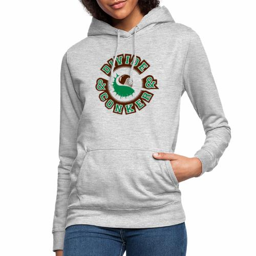 Divide and Conker - Women's Hoodie