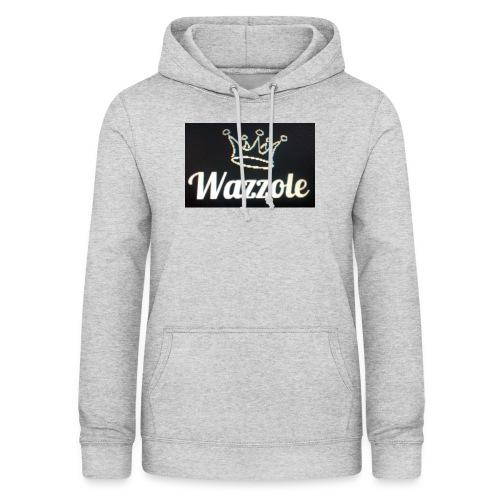 Wazzole crown range - Women's Hoodie