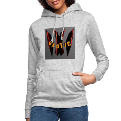 Exotic-Logo - Frauen Hoodie