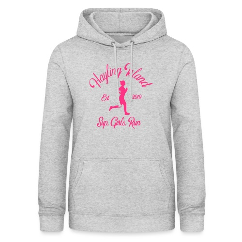sup girl run - Women's Hoodie