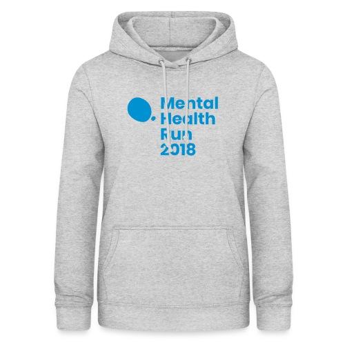 Mental Health Run 2018 - Luvtröja dam