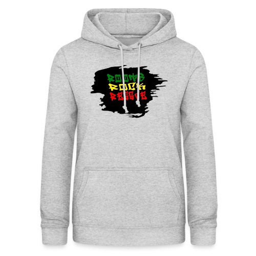 roots rock reggae - Sweat à capuche Femme