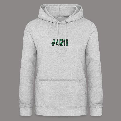 420 - Frauen Hoodie