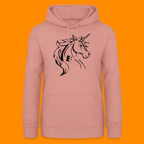 the biodusty unicorn mousepad - Vrouwen hoodie