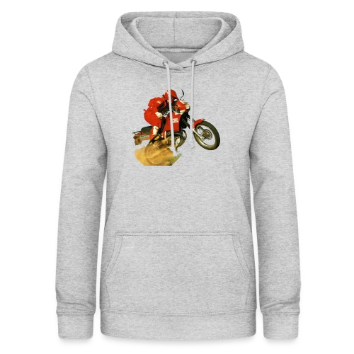 Marlboro-Nixe - Vrouwen hoodie