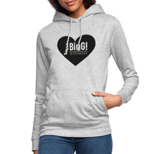 BinG Heart - Frauen Hoodie