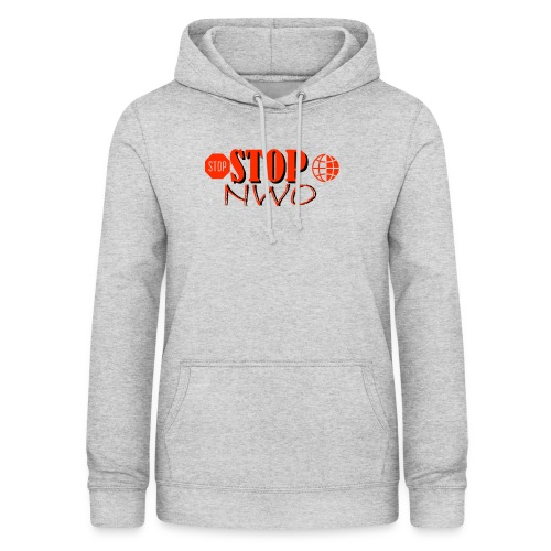 STOPNWO1 - Bluza damska z kapturem