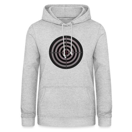 bullseye - Vrouwen hoodie