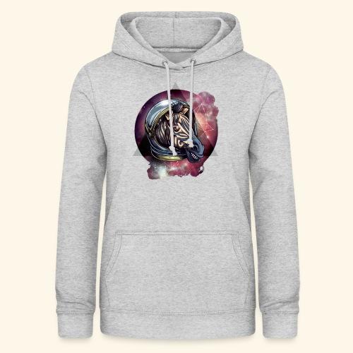 Space Zebra - Frauen Hoodie