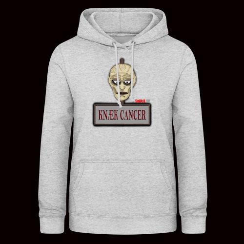 Knæk Cancer Kollektion ! - Dame hoodie