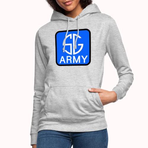 SemGamerArmy logo in box - Vrouwen hoodie