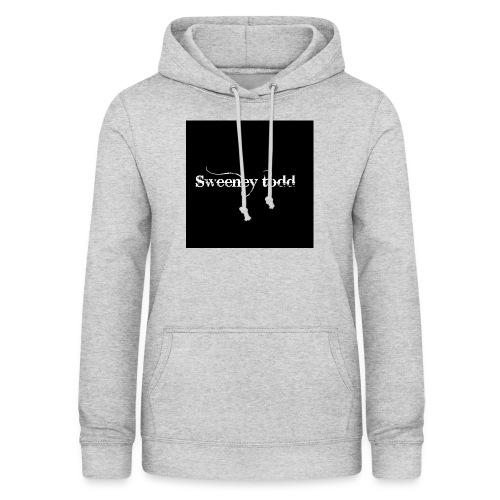 Sweney todd - Dame hoodie