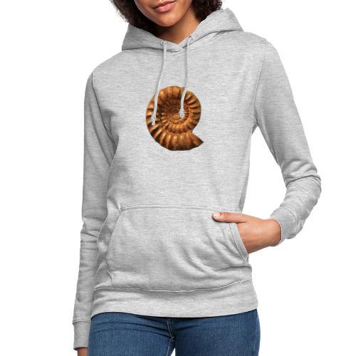 Ammonite Slat - Frauen Hoodie