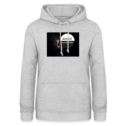 KeMoT odzież limitowana edycja - Bluza damska z kapturem