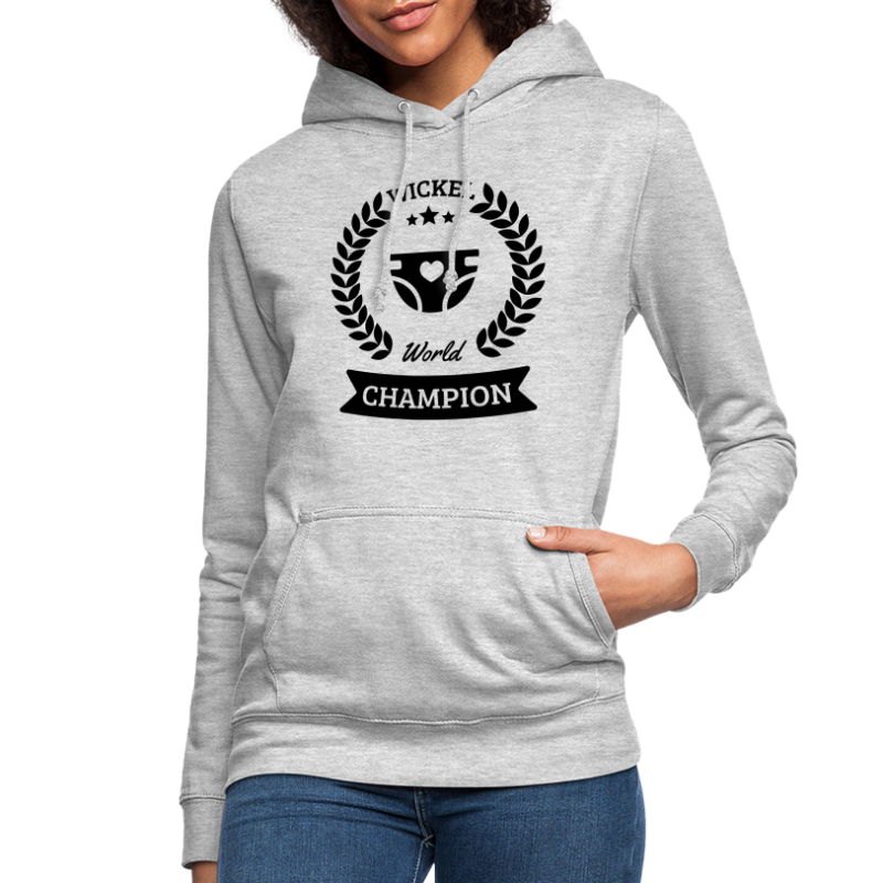 Baby Wickel World Champion - Frauen Hoodie