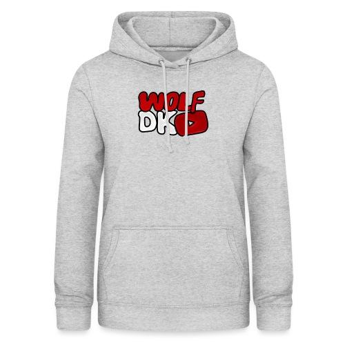 Wolf Dk - Dame hoodie