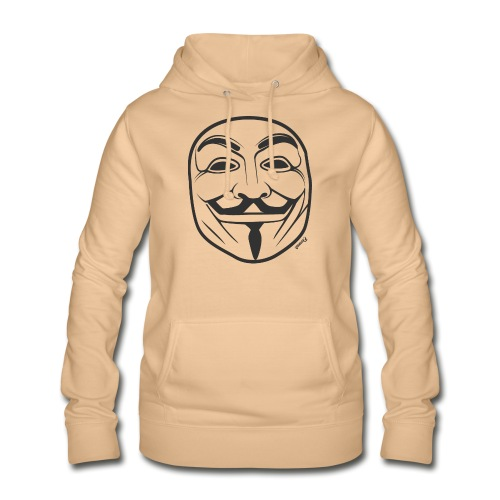 *NEW* Anonymous (H) - Sweat à capuche Femme