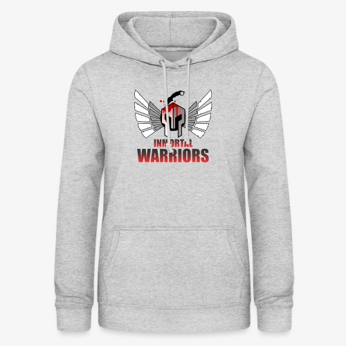 The Inmortal Warriors Team - Women's Hoodie